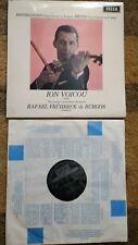 SXL 6184. Vinyl LP. Ion Voicou. Mendelssohn. Bruch. LSO. Violin Classical Decca.