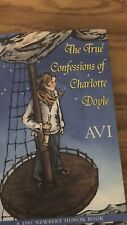 The True Confessions of Charlotte Doyle by Avi (2003, Hardcover)