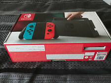 Nintendo Switch Excellent Condition complete with dock and all accessories & box