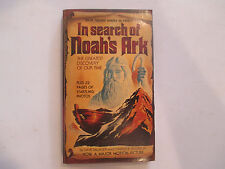 1976 In Search Of Noah's Ark Dave Balsiger Schick-Sun paperback FN-