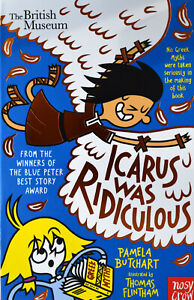 Brand New Icarus Was Ridiculous by Pamela Butchart