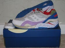 Bodega x Saucony G9 Shadow 6 Pattern Recognition Mens Size 10 DS NEW! S70168-1