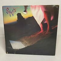 Styx – Cornerstone: A&M Records 1979 Vinyl LP Triptych Sleeve ((Prog Rock))