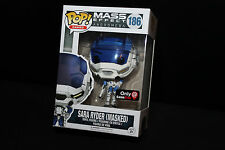 Funko Pop! Vinyl Figure - Games #186 - Sara Ryder (Masked) - GameStop Exclusive