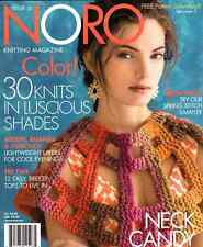 Noro ::Magazine #10:: Spring-Summer 2017 New! 30 patterns!