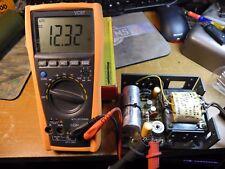 Lambda LOS-Z-12, 12 VDC, 1.6A 105 - 125 VAC 210 - 250 VAC Linear Power Supply