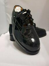 Ghillie Brogues Leather Scottish Kilt Shoes Highland Dress UK Size 2
