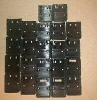 20 Pack -- 20X DeWALT 20V / 60V BATTERY MOUNTS / HANGER / HOLDER- FREE SHIPPING!