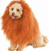Lions Mane Pet Costume Dog Cat Pet Puppy Lion King Hair