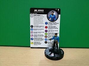 Star Trek HeroClix Away Team:The Original Series - 036 Mr. Spock