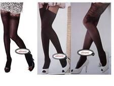 Women's Suspender Tights ,Footless