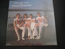 SEALED MINT THRU THE YEARS WITH DYDAK DIAMONDS LP RECORD PRIVATE POLKA