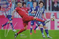 ARTURO VIDAL - A3 Poster (ca. 42 x 28 cm) - Fußball Clippings NEU
