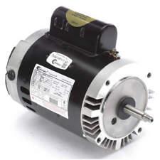 Pool Pump Motor,1 HP,3450 RPM,115/230VAC B128