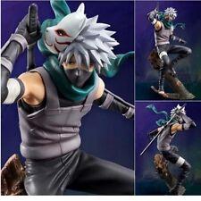 NEW GEM Hatake Kakashi Naruto the dark version of the dark chapter hand Figure