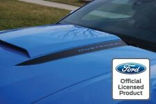 Ford Mustang Hood Spear Cowl Stripe graphic decal sticker package - LSB