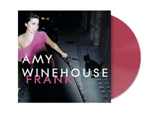 AMY WINEHOUSE FRANK HMV EXCLUSIVE PINK COLOURED VINYL ONLY 500 COPIES - SEALED !