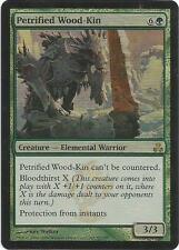 1x Foil - Petrified Wood-Kin - Magic the Gathering MTG Guildpact