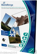 Carta fotografica lucida per stampanti HP, A4 (210 mm x 297 mm)