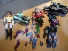 Figurines Mix Batman Brave Star masteres of the Universe Transformer Mask