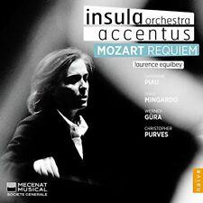 CD de musique vocaux Mozart