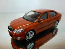 ABREX SKODA OCTAVIA - ORANGE METALLIC 1:43 - EXCELLENT - 33/32