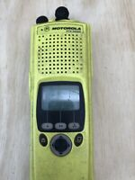 Motorola XTS5000 R 700/800 Model II P25 Radio # H18UCF9PW6AN Flash 5800080004820