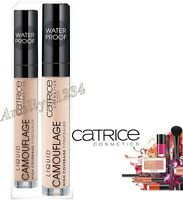 NEW From Catrice Liquid Camouflage - High Coverage Concealer waterproof