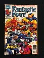 Fantastic Four Vol.3 # 16 - VFN/NM