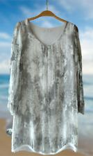 ** Neuve ** Superbe robe en soie doublée T 42/44 made in italy