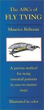 The ABCs of Fly Tying: A Proven Method for Tying Essential Patterns (Spiral SC)