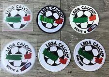 Toppa Serie A Patch batch Italy Soccer League LEGA CALCIO Juventus