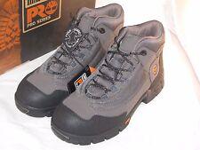 Men's Timberland PRO Expertise LT Hiker Steel Toe Dark Gray Size US 8 MSRP 150$