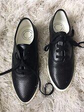 Marc By Marc Jacobs Black Sneakers Women Sz 6 NEW  Retails $178