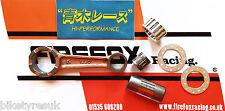 KAWASAKI KX85 KX 85 (todos) Mitaka Biela Kit Con Varilla