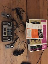 Vintage 1977 ATARI TELE-GAMES PONG SPORTS IV Tested Works Complete MINT