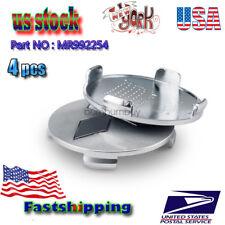 4pc Wheel Center Cap 81mm For Mitsubishi Pajero V73 V75 V77 V78 Montero MR992254