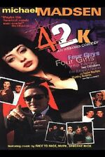 42K (DVD, 2002) Michael Madsen NEW SEALED