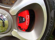 FIAT 500 NUOVA GENERAZIONE Pinza Freno Decalcomanie Adesivi Abarth Twin Air Diesel