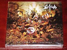 Sodom: Epitome Of Torture Limited Edition CD 2013 Bonus Tks + Poster Digipak NEW