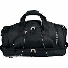 "High Sierra® TRAVEL 26"" Drop Bottom Duffel Bag executive team/sports/gym"