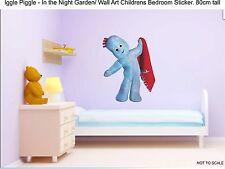 In the Night Garden IGGLE PIGGLE Childrens Bedroom Wall Art Sticker