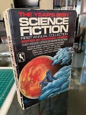 Year's Best Science Fiction First Annual Collection 1st Trade Pb 1st Printing