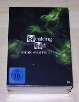 Breaking Mauvais la Série Complète Tous 62 Épisodes DVD Expédition Rapide Neuf