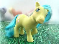 My Little Pony G1 Tootsie Vintage Toy Hasbro 1984 Collectibles MLP C