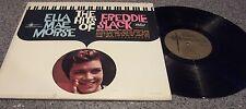 "Ella Mae Morse ""The Hits of Freddie Slack"" CAPITOL STARLINE LP #T-1802"