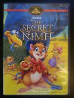 The Secret of NIMH KIDS DVD COMPLETE WITH CASE & COVER ARTWORK BUY 2 GET 1 FREE