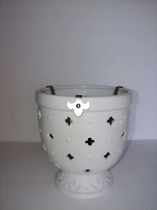 Bath & Body Works Large Porcelain Candle Holder