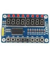 Modulo Umidità con Relè 1 canale e indicatore luce LM393 Modulo Sensore HR202 Us