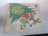 HOW THE GRINCH STOLE CHRISTMAS - Music From The Original Soundtrack - 1966